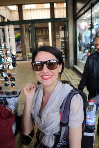 Laura fait sa star pour la TV tunisienne