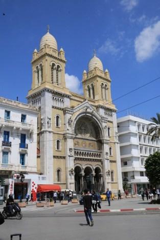 Cathédrale Saint-Vincent-de-Paul de Tunis