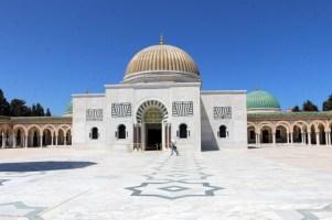 Le mausolée d'Habib Bourguiba