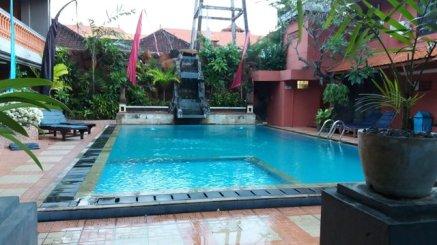 Mon hôtel (Hotel Sorga Cottages Kuta )