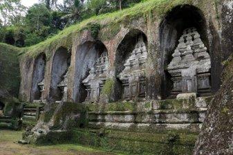 temple de Gunung Kawi de Tampaksiring