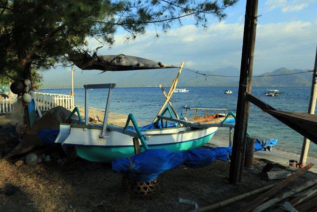 port de Gili Air