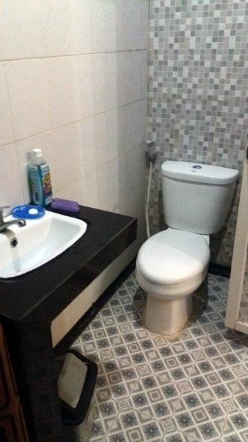 les wc de ma chambre