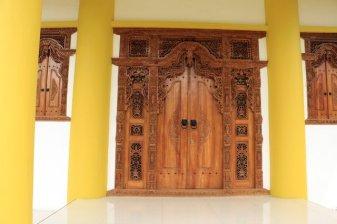 la belle maison de Faeruzza etAbd Azis