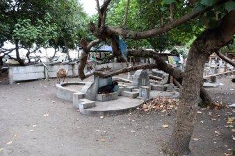 un cimetière ... et oui