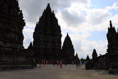 site de Prambanan