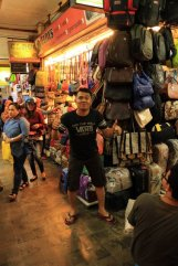marché couvert de Yogyakarta