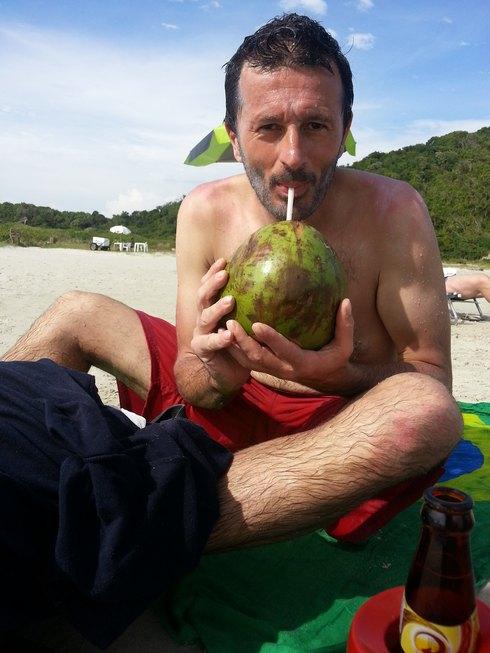 Jus de Coco Verde (Jus de noix de coco verte - Brésil)