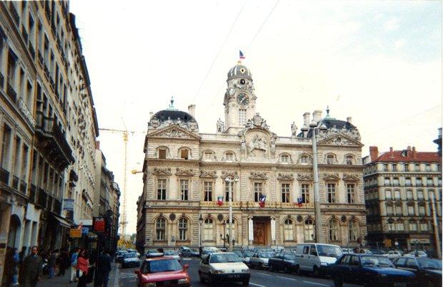 Lyon (mai 1991)