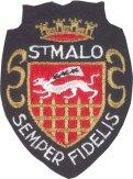 Écusson de Saint Malo (mai 1991)