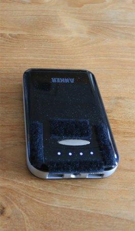 Batterie de secours Anker 15 000 mAh