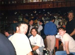 dans un pub (RDV n°5 - Mes voyages avant...Internet...suite et fin)