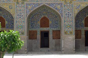 la mosquée de l'Imam à Ispahan - l'autre ailleurs en Iran, une autre idée du voyage