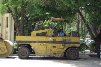 moto ? à Ispahan - l'autre ailleurs en Iran, une autre idée du voyage