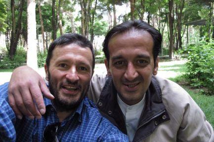 jeune iranien rencontré dans un parc à Ispahan - l'autre ailleurs en Iran, une autre idée du voyage