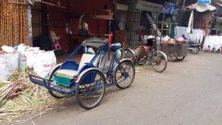 pousse pousse - L'autre ailleurs au Cambodge