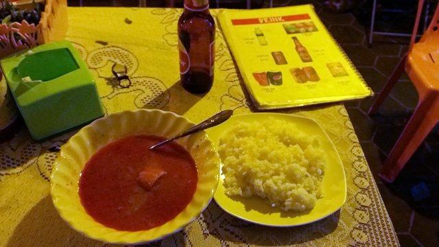 mon dîner de Noël 1/2 - L'autre ailleurs au Cambodge