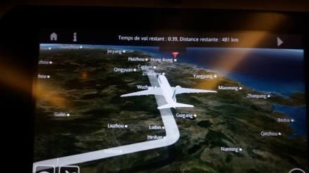 Premier vol depuis vol depuis Paris