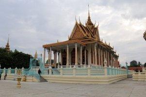 palais royal de Phnom Penh - L'autre ailleurs au Cambodge