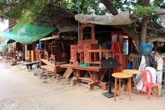 dans la rue à Siem Reap - L'autre ailleurs au Cambodge