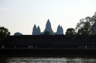 les temples d'Angkor - Angkor Wat