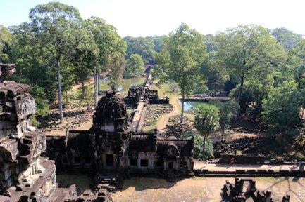 les temples d'Angkor - Baphuon