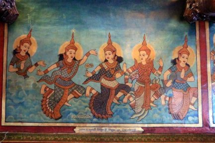 Wat Phnom à Phnom Penh - L'autre ailleurs au Cambodge