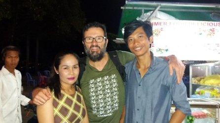 chez MA NET ma street food adorée ! à Siem Reap