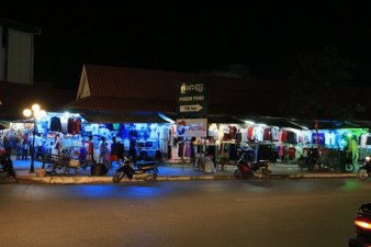 Kampot et son nigth market