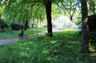 dans un des nombreux parcs de la ville de Berlin (http://www.autre-ailleurs.fr)