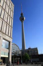 La tour de la télévision près de l'Alexanderplatz (http://www.autre-ailleurs.fr)