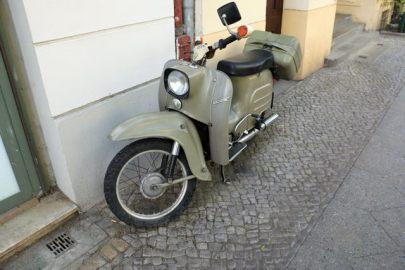 Nostalgie en deux roues à Berlin (http://www.autre-ailleurs.fr)