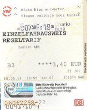 Ticket DB - trajet hôtel - aéroport (http://www.autre-ailleurs.fr)