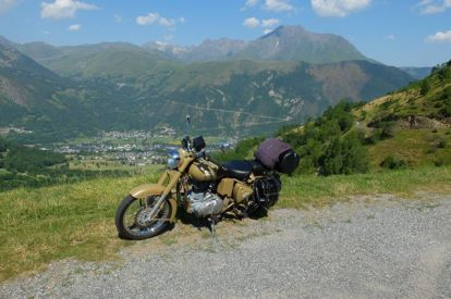Pause montagnarde (moto road trip) - l'autre ailleurs, une autre idée du voyage