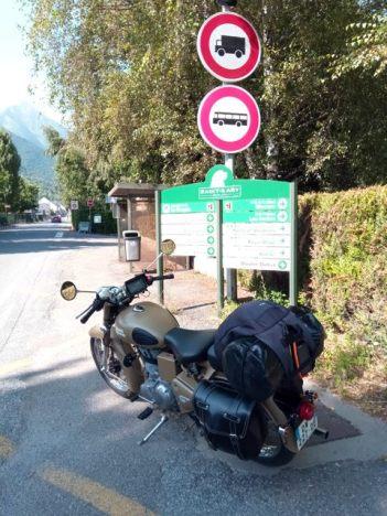 St Lary (moto road trip) - l'autre ailleurs, une autre idée du voyage