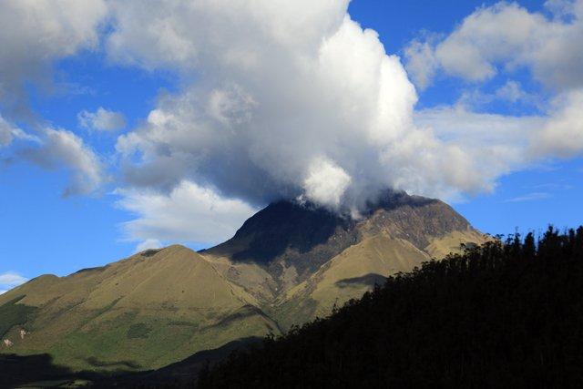 montagne d'Otavalo - l'autre ailleurs, une autre idée du voyage