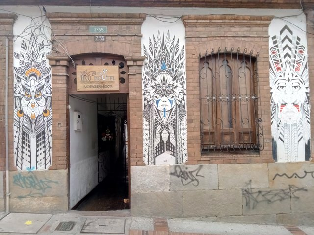 Mon hôtel - Iku Hostel Backpackers à Bogotá