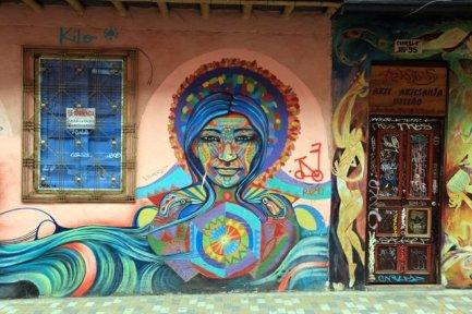 quartier Candelaria à Bogotá