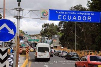 traversant la frontière - l'autre ailleurs en Colombie, une autre idée du voyage