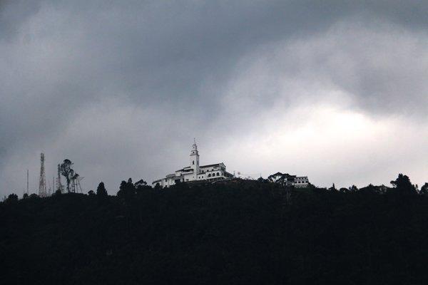 haut de Bogotá - l'autre ailleurs en Colombie, une autre idée du voyage