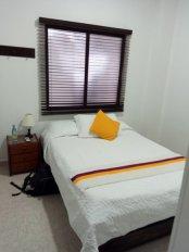 ma chambre dans ce superbe hôtel, Torre del viento, à Cali - l'autre ailleurs en Colombie, une autre idée du voyage