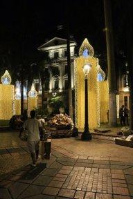 les décorations de Noël à Cali - l'autre ailleurs en Colombie, une autre idée du voyage
