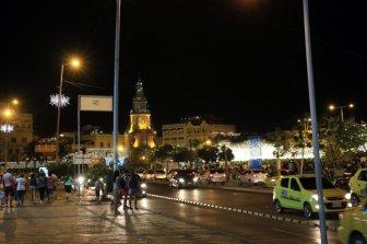 Carthagène des Indes de nuit - l'autre ailleurs en Colombie, une autre idée du voyage