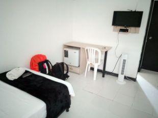 ma chambre à Medellín - l'autre ailleurs en Colombie, une autre idée du voyage