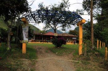 randonnée dans la vallée de Cocora, le parcours des cascades depuis le Finca (ferme) de Santa Rita - l'autre ailleurs en Colombie, une autre idée du voyage
