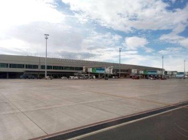 aéroport international de Quito - l'autre aileurs