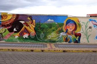 dans une rue d'Otavalo - l'autre ailleurs