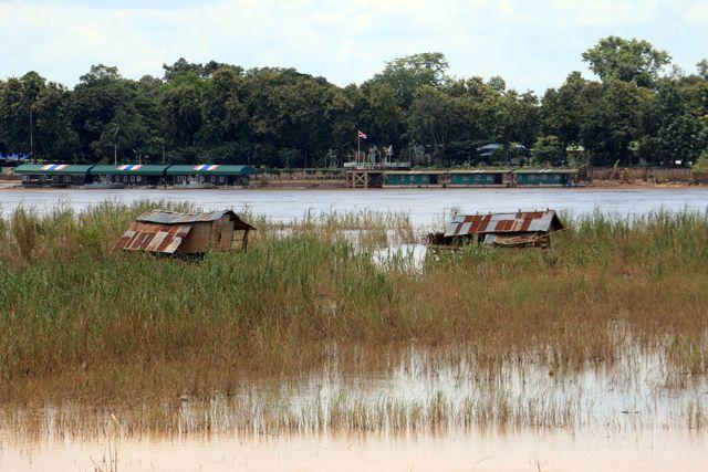 Le long du Mékong