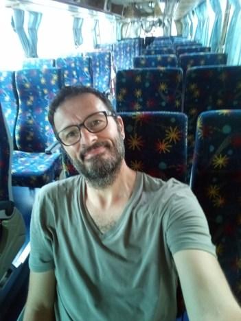 Le bus VIP Luang Prabang vers Vientiane - l'autre ailleurs, une autre idée du voyage