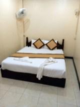 Ma chambre d'hôtel - hôtel Memory à Vientiane - l'autre ailleurs, une autre idée du voyage